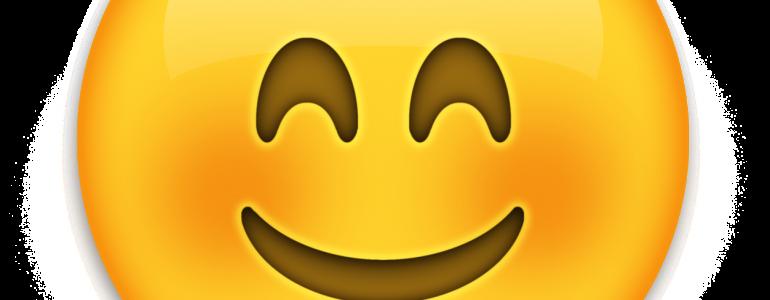 絵文字一覧:笑顔 絵文字